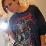 MetallicaChick 23 jaar